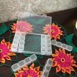 Jewellery Storage Box Organiser for Small Objects