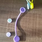 3Pcs Durable Earphone Cord Winder Cable